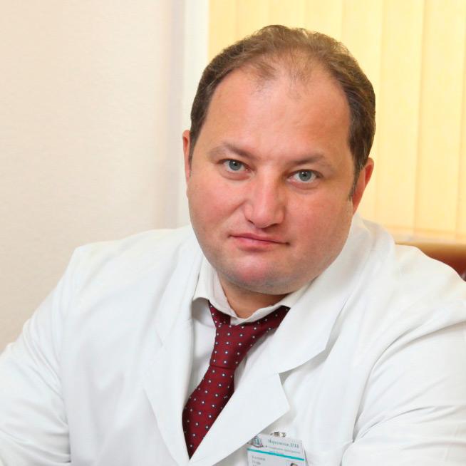 Профессор Колтунов Игорь Ефимович